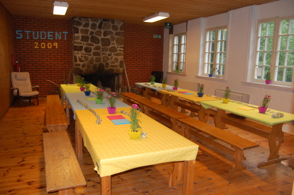 Vardagsrum - vardagsrum/matsal