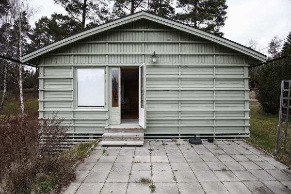 Terrasse - Sjöblick Västanvik