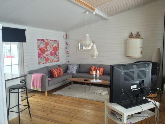 Vardagsrum - Vardagsrum i anslutning till kök