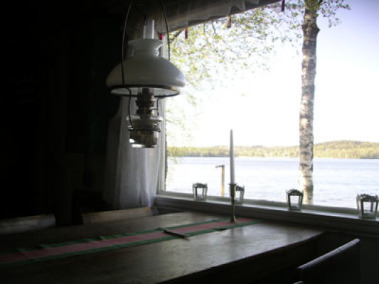 Interiör - matbord