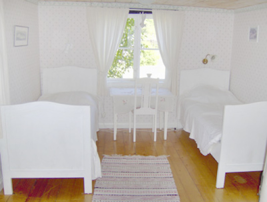 Sovrum - sovrum med 2 enkelsängar