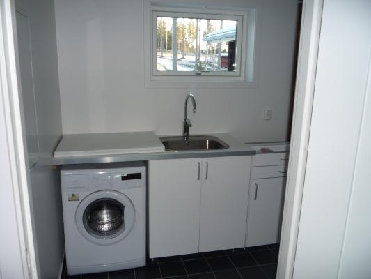 Interiör - Tvättstuga