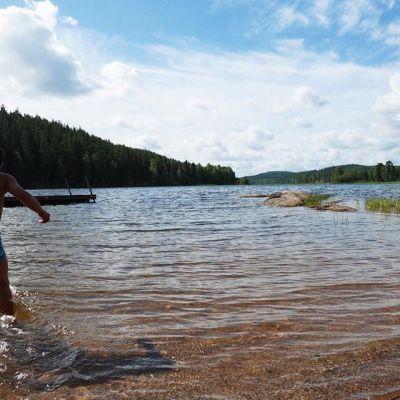Omgivning - Sjön Tången