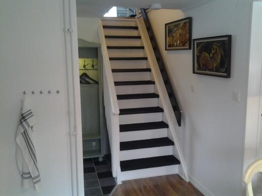 Övrig - Trappa upp till andra våningen