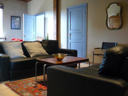 Living room - Livingroom downstairs