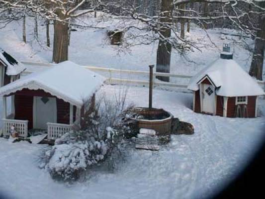 Övrig - Badbalja vintertid