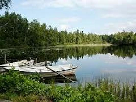 Övrig - Båten ligger i Axebosjön 2 km.