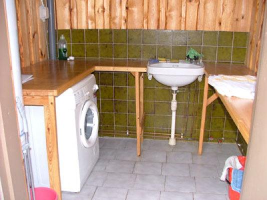 Övrig - tvättstuga