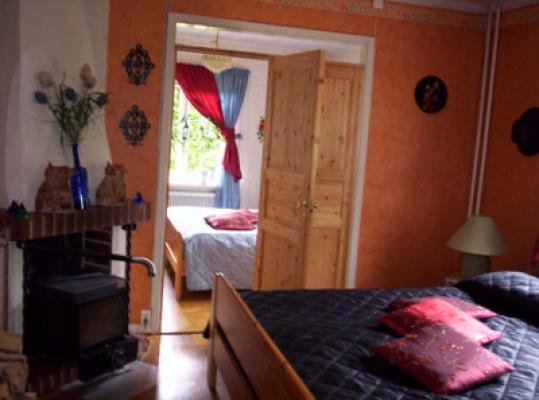 Övrig - det andra sovrummet