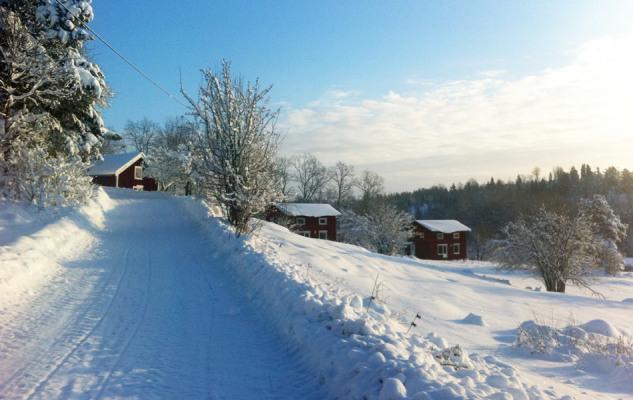 På vintern - Mysigt även på vintern!