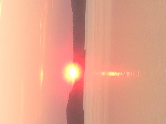Övrig - Solnedgång.