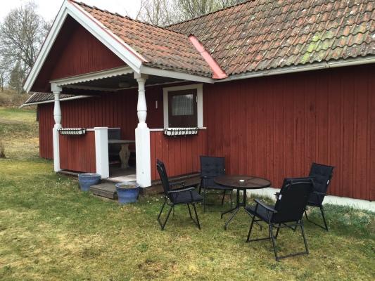 Utomhus - Uteplats med trädgårdsmöbler