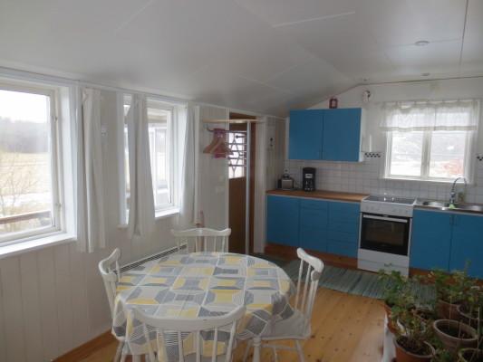 Kök - Matplats och köksdel