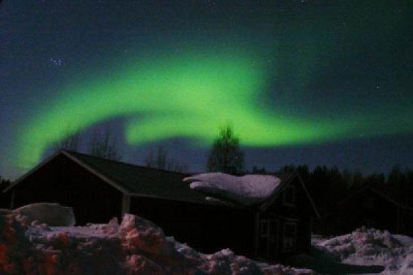 Utomhus - polarljus