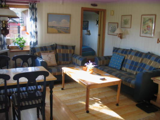 Vardagsrum - Vardagsrum med kök