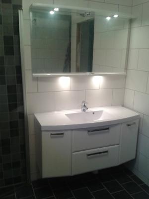 Badrum - Det stora badrummet