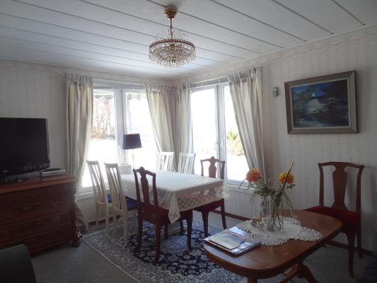 Vardagsrum - Vardagsrum med matplats