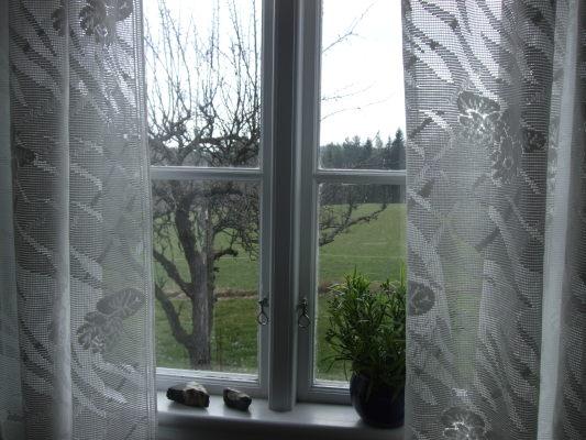 Interiör - genom fönstret