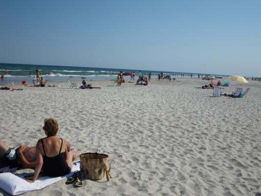 på sommaren - Milsvid strand, Sveriges bäst! Sandhammaren och Mälarhusen Österlen