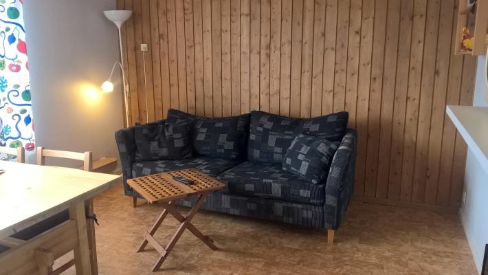 Living room - Bydalens Fjällby
