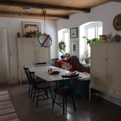 Kök - Del av köket med matplats