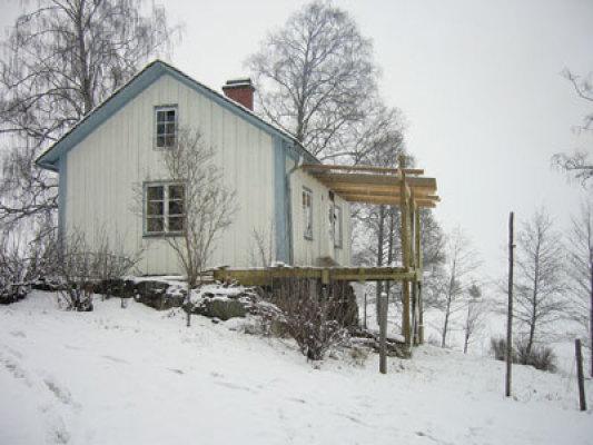 Övrig - Huset vintertid