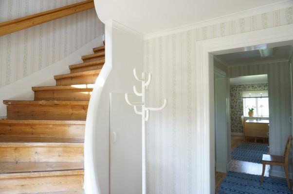 Interiör - Trappa upp till övervåningen