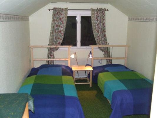 Sovrum - Sovrum med enkel sängar