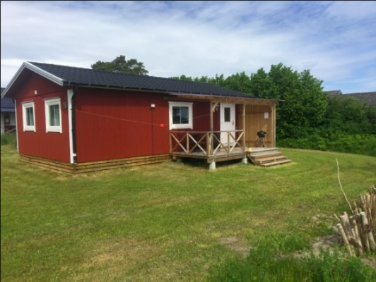 Ansicht Sommer - Ytterby stuga 16