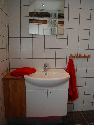 Badrum - WC med dusch