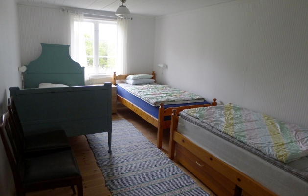 Sovrum - Sovrum med 3 sängar