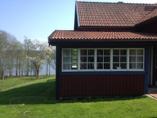 View summer - Säregen gård