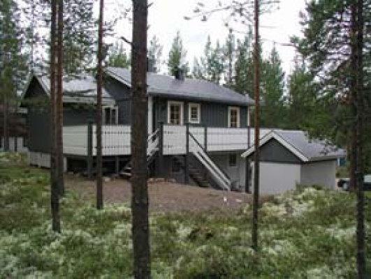Övrig - huset med lägenheten