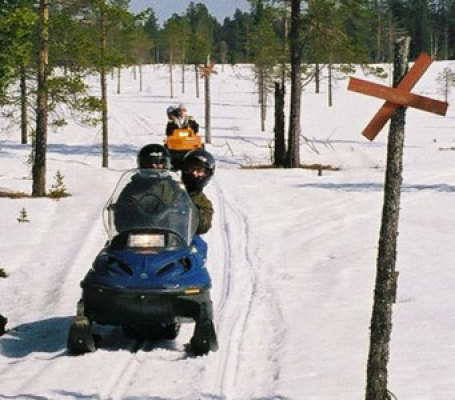 Other - snowmobile safari