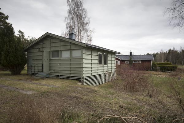 out of house - Sjöblick Västanvik
