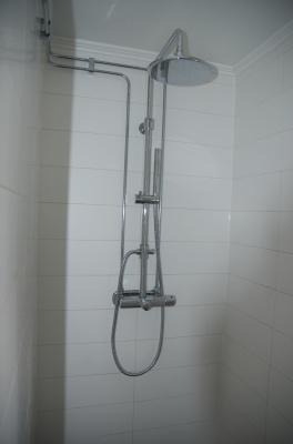 Badrum - Tvättstuga och dusch