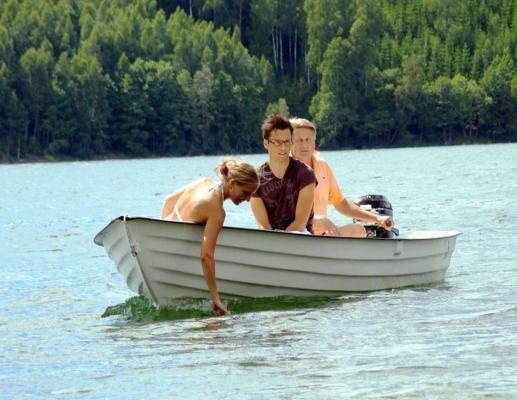 Övrig - Roddbåt och motorbåt finns att hyra extra