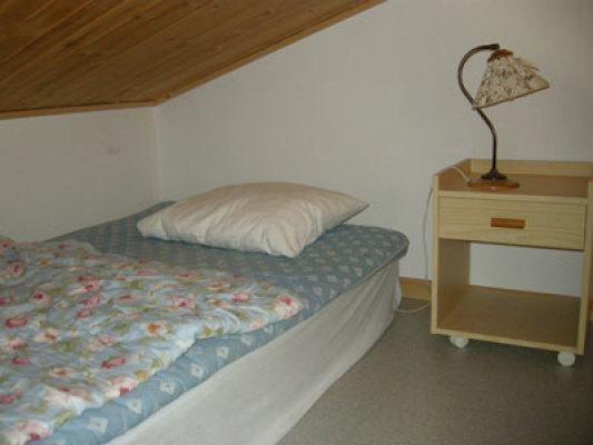 sleeping room - beds