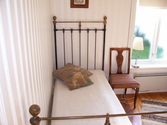 Sovrum - Enkelsäng i det ena sovrummet