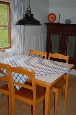 Kök - Matsal i anslutning med köket