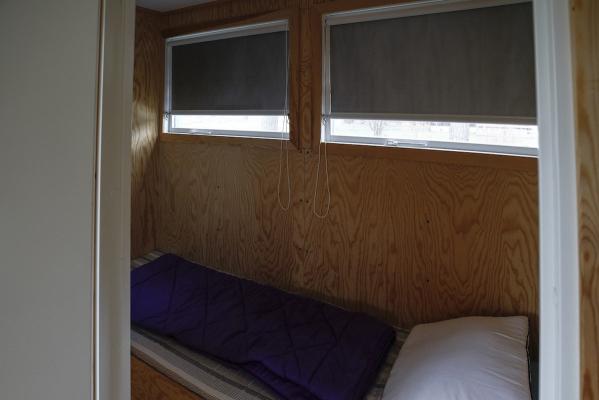 sleeping room - Sjöblick Västanvik