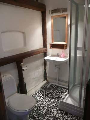 Övrig - Dusch och WC