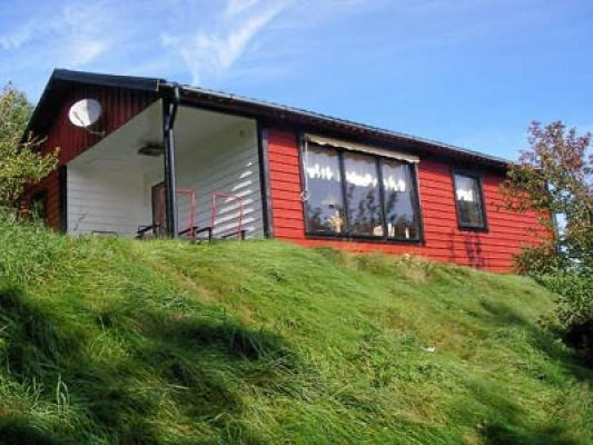 Terrass - fasad framsida