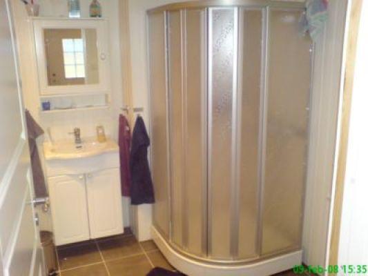 Badrum - Dusch med WC