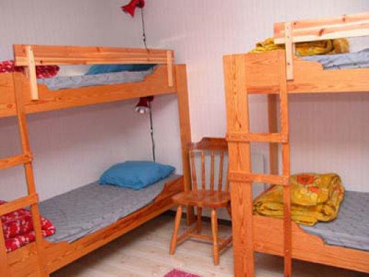Övrig - sovrum med våningssängar
