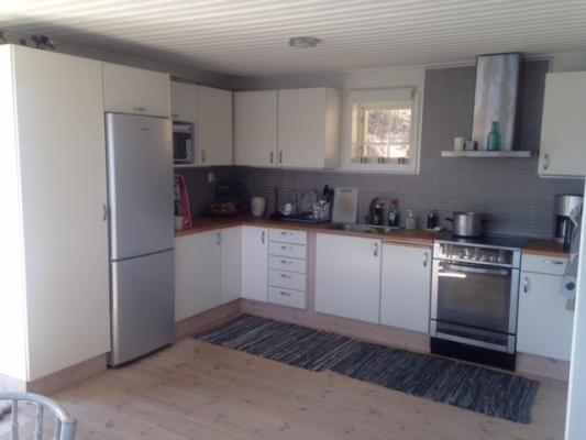 kitchen - Kristoffers Strandtomt