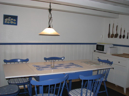 Kök - matbord