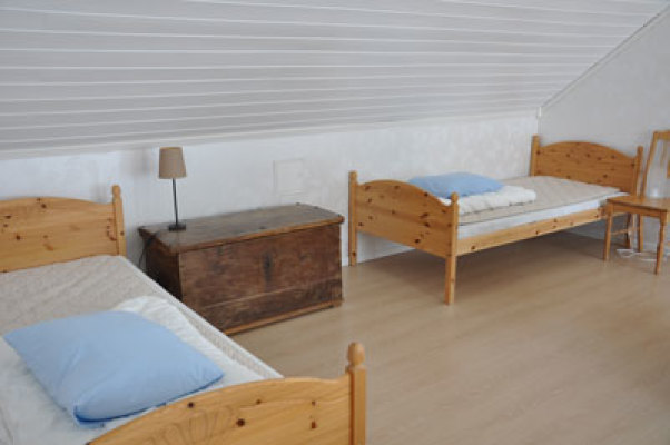 Living room - beds in the livingroom