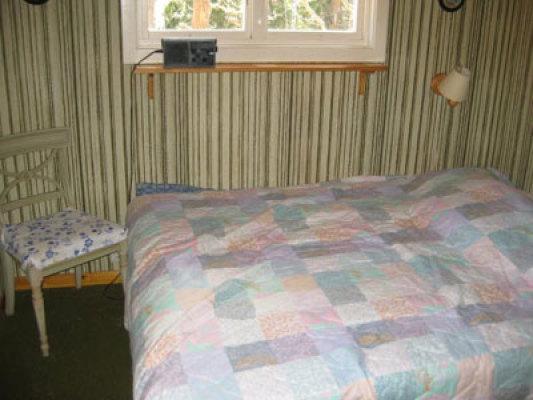 Sovrum - Första sovrummet