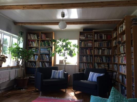 Wohnzimmer - Österlen Gyllebo